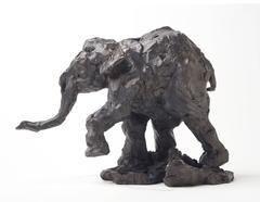 Untitled No 38  Elephant Series