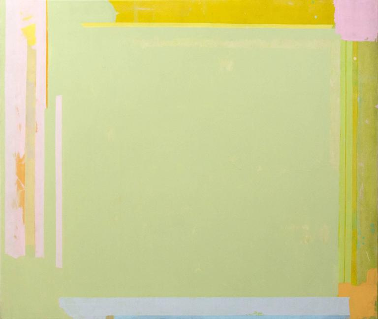 John Richard Fox Abstract Painting - Acre