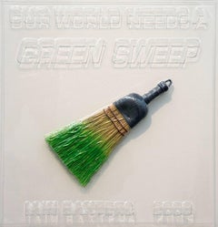 The World Needs A Green Sweep