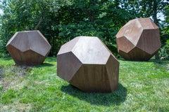 Glacial Series: Drop Stones 1, 2 and 3