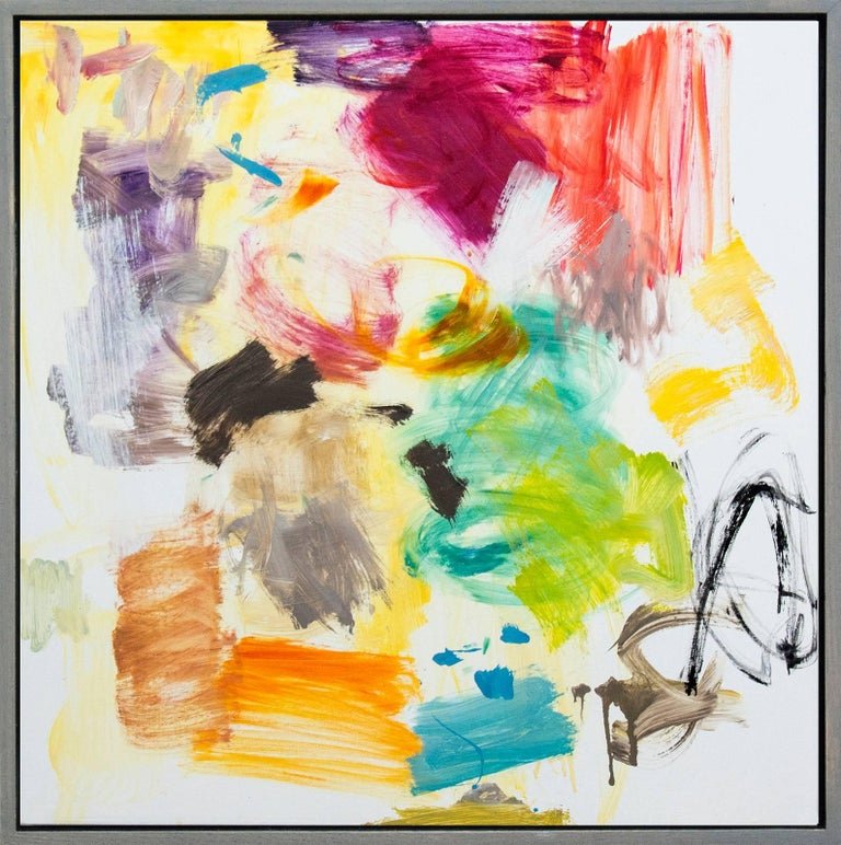 Kairoi No. 41 - Abstract Expressionist Painting by Scott Pattinson