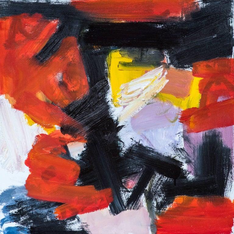 Scott Pattinson Abstract Painting - Kairoi No 17