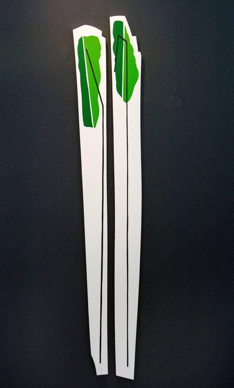 Tall Grass-Like Objects 1 & 2
