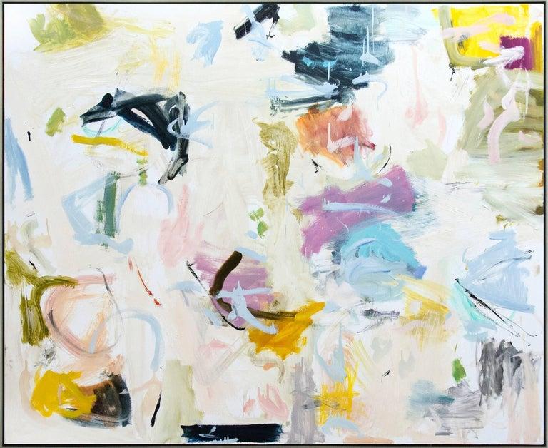 Scott Pattinson Abstract Painting - Kairoi No 05