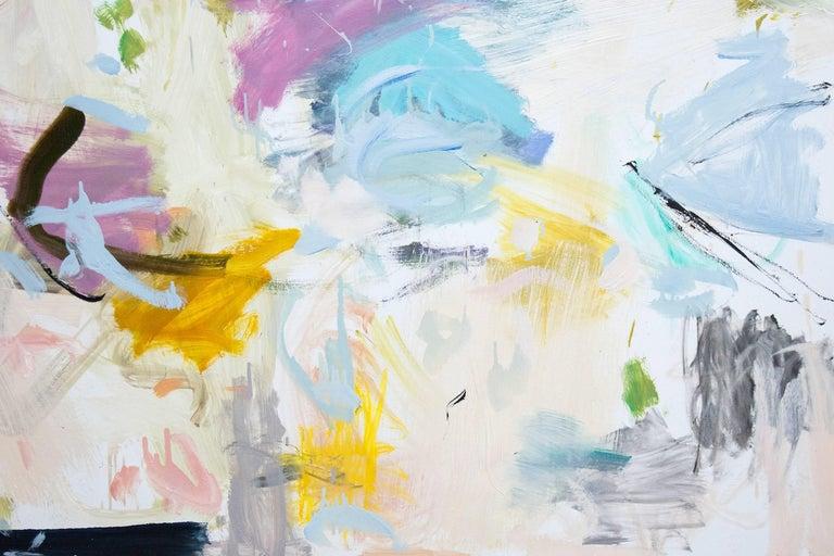 Kairoi No 05 - Painting by Scott Pattinson