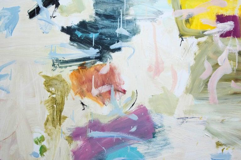 Kairoi No 05 - Contemporary Painting by Scott Pattinson