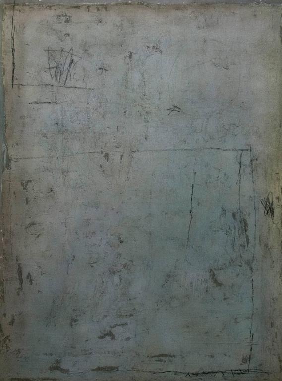 John Richard Fox Abstract Painting - Nisaba