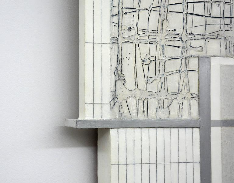 Interweave - Contemporary Painting by Lucy Maki