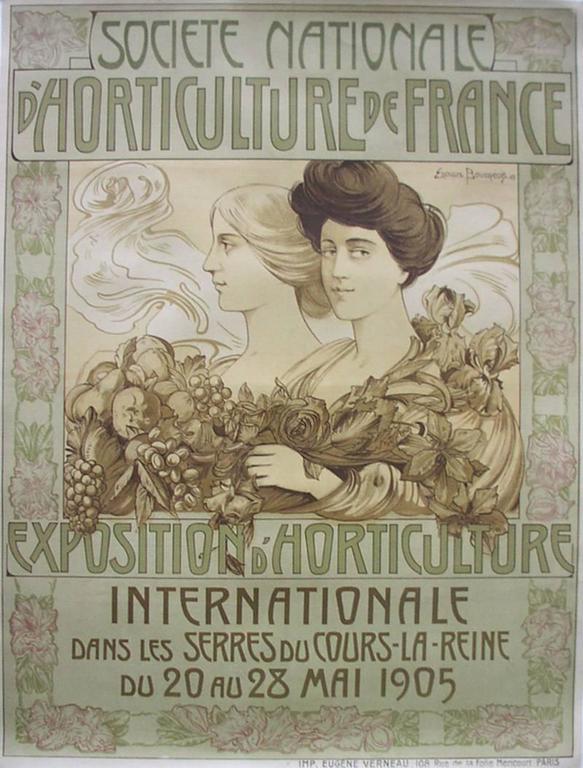 D'Horticulture de France