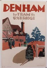 Denham/By Tram to Uxbridge,
