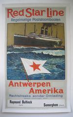 Red Star Line/Anwerpen Amerika