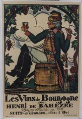 Les Vins de Bourgogne.