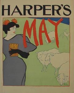 Harper's May, 1895.