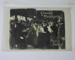 Cover for Les Chansons de Montmartre