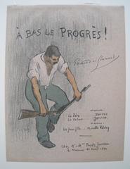 Program for A Bas Le Progres.