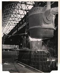 Homestead Works of US Steel Munhall, Pennsylvania