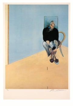 Study for Self Portrait 1982