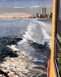 Study VI, New York Harbor