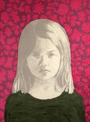 Girl 1, Pink, Green