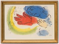 Marc Chagall - Ecuyere de Cirque