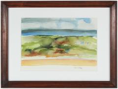 """Bay Area Landscape """"Sonoma Beach, CA"""""""