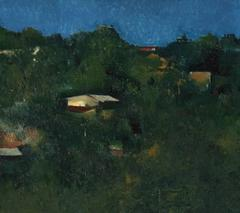 Petite Los Angeles Hillside Oil