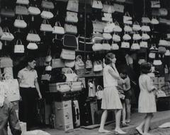 Istanbul Market Scene