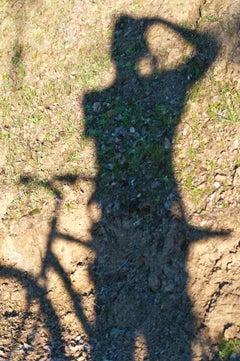 """""""À Vélo- Auto Portrait"""" (Self-Portrait with Bicycle), 2015"""