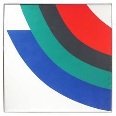 Geometric Abstract by Dellard Cassity