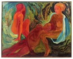 """Persephone"" Oil by Alysanne McGaffey"