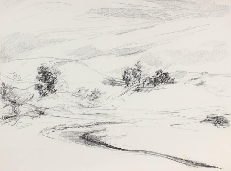 Jack Freeman - Minimalist California Landscape 1