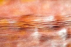 """Impression: Soleil Couchant"" Mendocino Sunset Photograph, 2012"