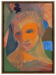 Surrealist Portrait of a Man