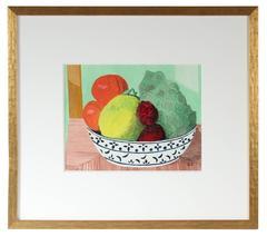 """""""Cherimoya, Rambutans, Oranges & Mandarins"""" Hawaiian Fruit"""