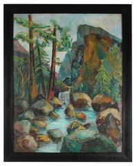 Inspiration Point, Yosemite