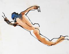 Outstretched Male Figure