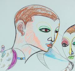Bay Area Surrealist Portraits