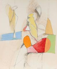 Modernist Abstracted Figures