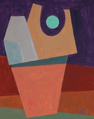 Cubist Abstract