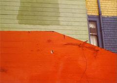 """City Art 109"" Architectural Color Photograph of San Francisco, 1970s"