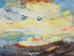 """""""Sunset"""" San Francisco Landscape"""