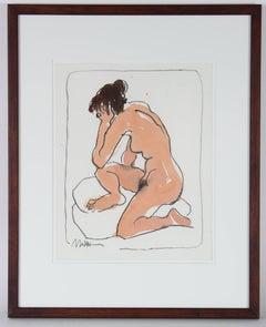 Modernist Nude Figure