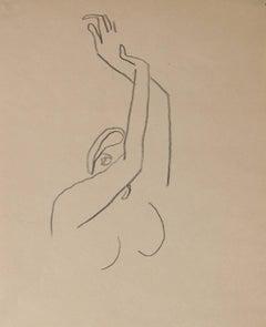 Figurative Line Drawing