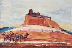 Italian Landscape in Oil, 1971