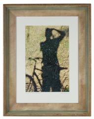 """""""À Vélo - Auto Portrait (Self-Portrait with Bicycle)"""""""