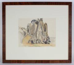 """""""Baja Cliff at Cabo San Lucas"""""""