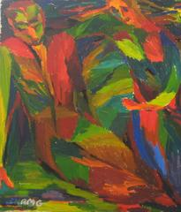 Colorful Expressionist Figures