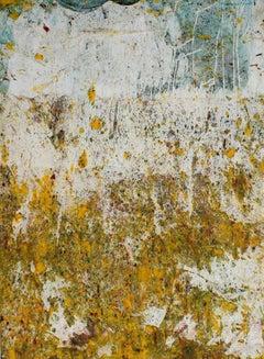 Paint Splatter Abstract in Oil, 20th Century