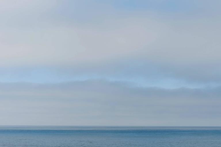 """Pacific Blues"" Mendocino, California"