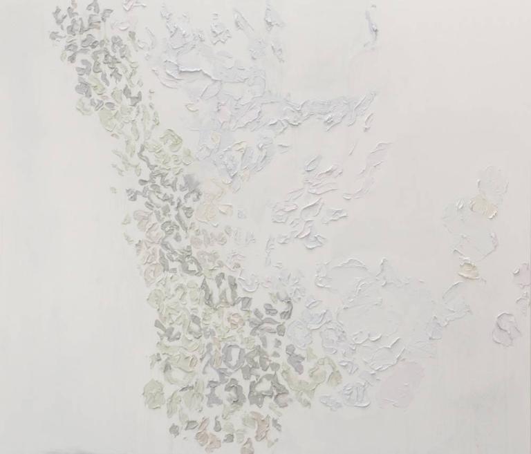 BRENDAN STUART BURNS Abstract Painting - Lull I